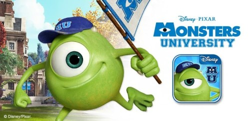 Monsters University para Android