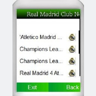 App do Real Madrid