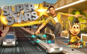 Ronaldo e Hugo Superstar Skaters para Android