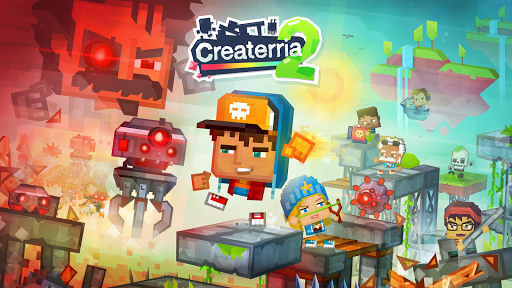 Createrria-2-craft-your-games
